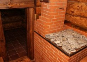 Как правильно подобрать печь для Русской бани?