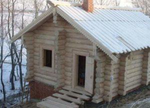 Сруб из лиственницы: Стоит ли строить дом из лиственницы?