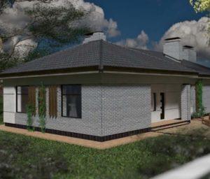 Варианты отделки фасадов одноэтажных домов: стилистические направления и материалы