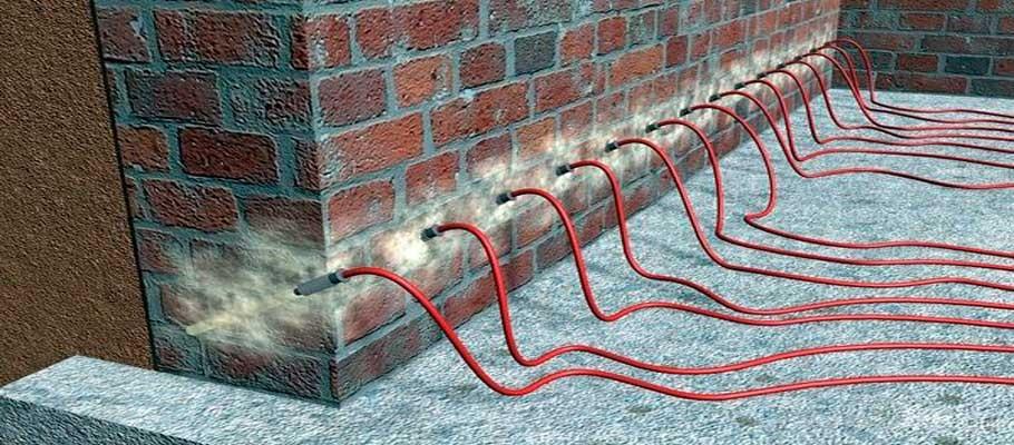 Инъекционная гидроизоляция по доступным ценам
